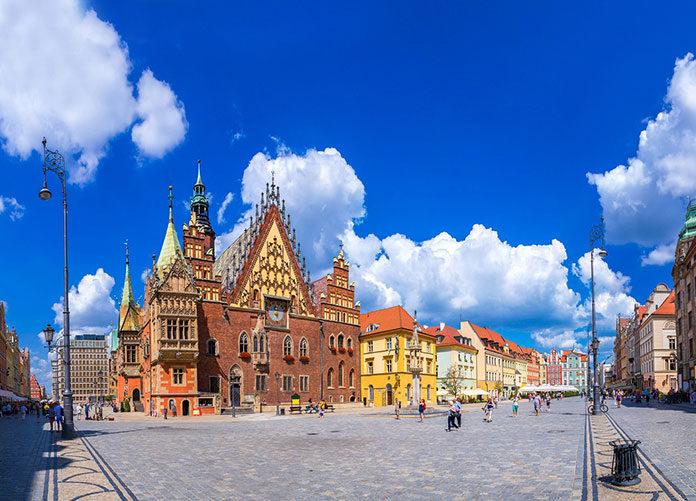 Najciekawsze zabytki Wrocławia