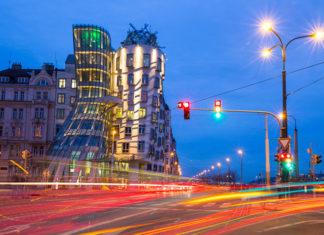 Szlakiem nowoczesnej architektury w Pradze