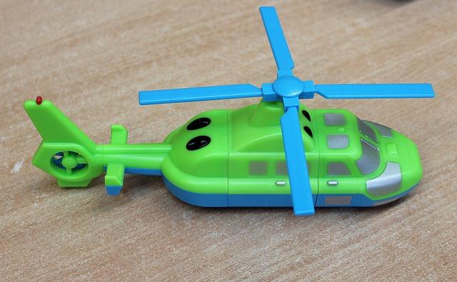 jaki helikopter do sterowania wybrać dla swojej pociechy?