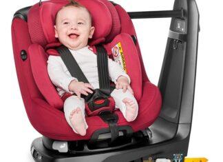 Jak wybrać pierwszy fotelik samochodowy dla niemowlaka